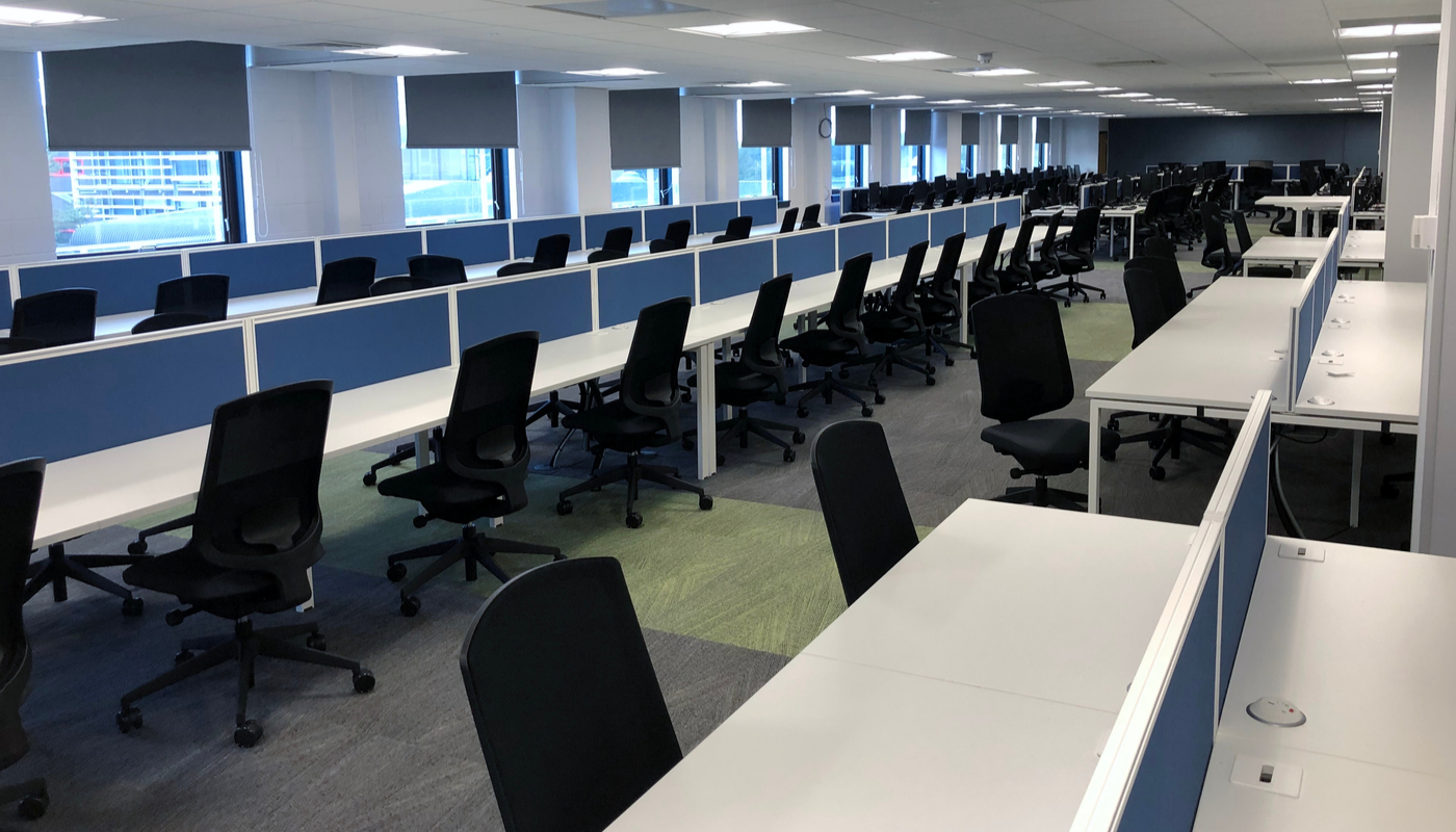 University Computer Lab Fit Out